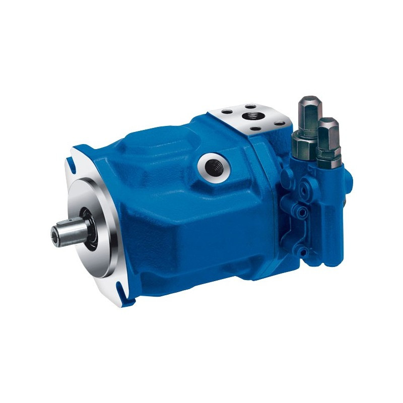 New working principle of hydraulic gear pump