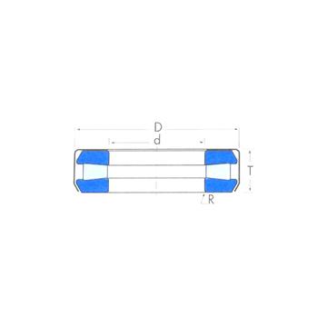 T177A Timken Thrust Roller Bearings
