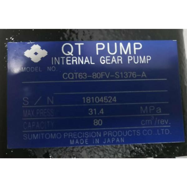 CQT63-80FV-S1376-A Japan Sumitomo Gear Pump