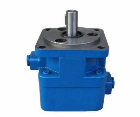 Development of high pressure energy saving vane pump
