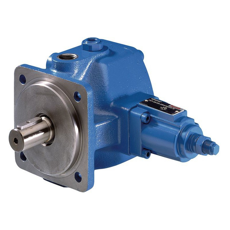 The status quo and prospect of high pressure vane pump