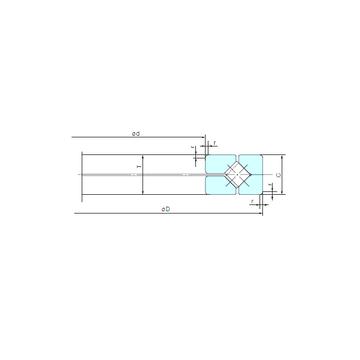 375XRN49 NACHI Thrust Roller Bearings