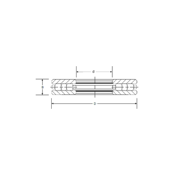 RT-728 SIGMA Thrust Roller Bearings